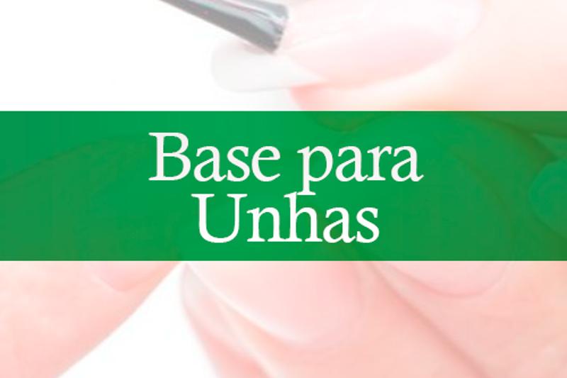 Base para Unhas