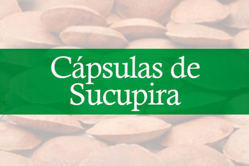 Cápsulas de Sucupira