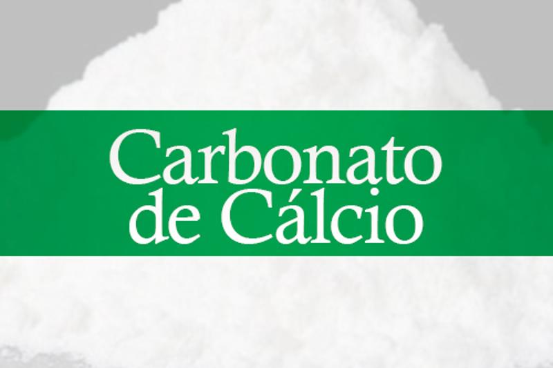 Carbonato de Cálcio